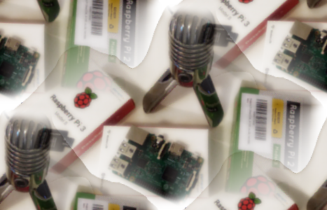 Raspberry Pi with Mic